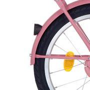 Alpina achterspatbord 18 CG soft pink matt