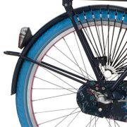 Alpina achterspatbord 26 Tingle dark blue