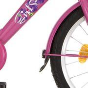 Alpinachterspatbord set 16 GP candy pink