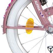 Alpinachterspatbord stang set 18 Clubb soft pink