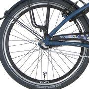 Alpina voorwiel24 N3 J19DB black matt-silver