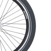 Alpina velg 22 J19DB black matt