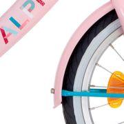 Alpinachterspatbord set 16 Clubb blush pink
