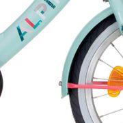 Alpinachterspatbord set 18 Clubb pastel mint