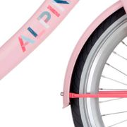 Alpinachterspatbord set 20 Clubb blush pink
