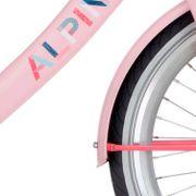 Alpinachterspatbord set 22 Clubb blush pink