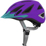 Abus helm Urban-l 2.0 neon purple M 52-58