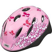 Abus helm Smooty pink butterfly M 50-55