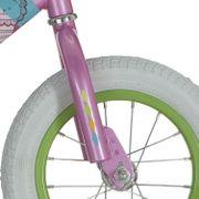Alpina voorvork loopfiets roze