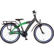 Alpina Yabber J26 Ind.Black-Bright Green R3