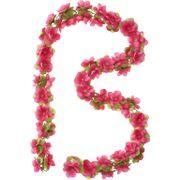 SLINGER BAS FLOWER GARLAND BLOEMENSTRENG ROZE