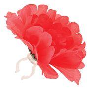 Basil losse bloem Peony rood
