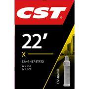 CST binnenband 22x1.75 hv 48mm