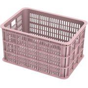 Fietskrat Crate large 50 liter - Faded Blossom