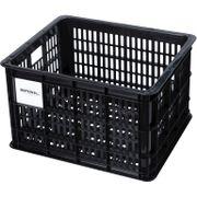 Basil transport krat M medium zwart