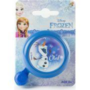 Widek bel Frozen blauw op krt