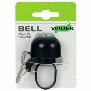 Widek bel Paperclip mini zwart op krt