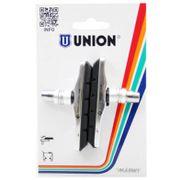 Union remblok v-bruin 72mm aluminium (2)