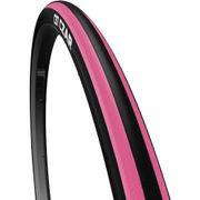 CST buitenband 700x23 Czar zw/roze