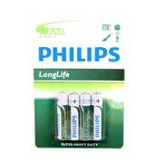 Philips batt R03 AAA 1,5V krt (4)