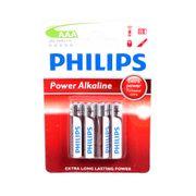 Philips batt R3 AAA Alk 1,5V krt
