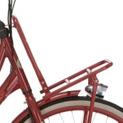 Cortina v drager Ecomo Transp rood