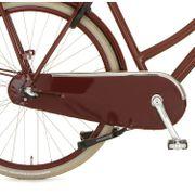 Cortina achterwielkast lak U4 wine red