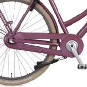 Cortina achterwielkast Agudo U5 cyclamen
