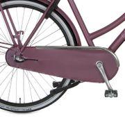 Cortina achterwielkast lak U4 cyclamen matt