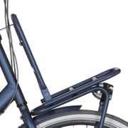 Cortina voordrager Roots transp polish blue matt