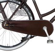 Cortina achterwielkast Nostalgia espresso brown matt
