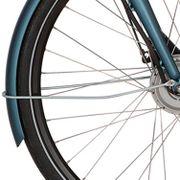 Cortina voorspatbord stang E-Yoya matt azure blue