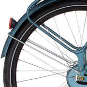 Cortina achterspatbord stang E-Yoya matt azure blue