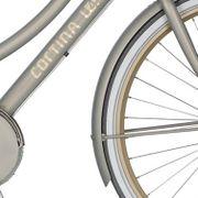 Cortina voorspatbord U4 purse grey matt