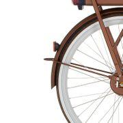 Cortina achterspatbord E-U4 sp brown matt