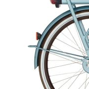 Cortina achterspatbord E-U4 sleepy blue matt