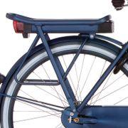 Cortina drager E-U4 Family polish blue matt 230mm