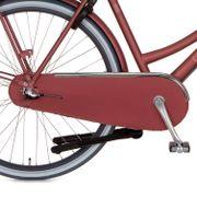 Cortina achterwielkast lak U4 rose matt