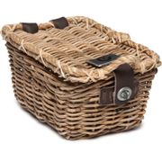 Cort Toulouse Rattan Basket w/lid