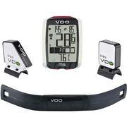 VDO fietscomp M5 incl hartsl/Cad