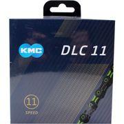 KMC achterwielDLC11 black/green