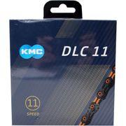 KMC achterwielDLC11 black/orange