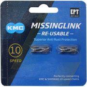KMC missinglink X10 silver krt (2)