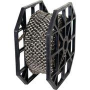 Kmc ketting 10-speed x10 zilver/zwart 50 meter op