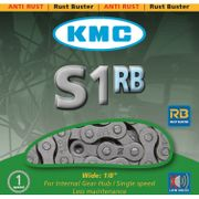 KMC achterwielS1 RB 1/8