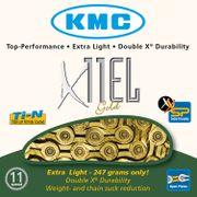 KMC achterwielX11EL Ti-Nx gd