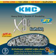 KMC achterwielX9E EPT e-bike
