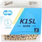 KMC achterwielK1SL 1/8 gold