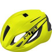 MET helm Strale L 59-62 geel/zwart
