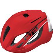 MET helm Strale L 59-62 rood